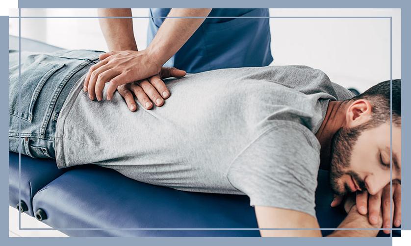 chiropractic alignment readjustment