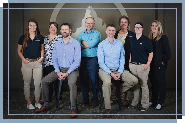Summit Chiropractic Team Photo